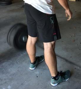 Reebok Nano 4 and Speed Short lift