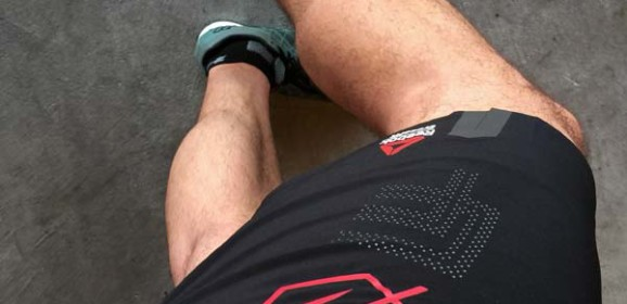 Crossfit Open 15.1 with Reebok Nano 4.0's and Speed Shorts