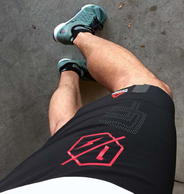 Reebok Nano 4 and Speed Short
